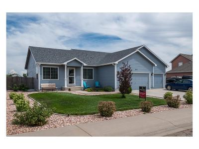 Broomfield Single Family Home Under Contract: 270 South Trader Street