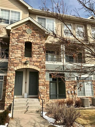 Castle Rock Condo/Townhouse Active: 474 Black Feather Loop #419