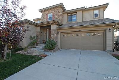 Highlands Ranch Single Family Home Active: 3465 Westbrook Lane