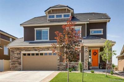 Erie Single Family Home Active: 600 Indian Peaks Drive