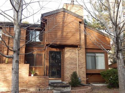 Denver Condo/Townhouse Active: 2685 South Dayton Way #198