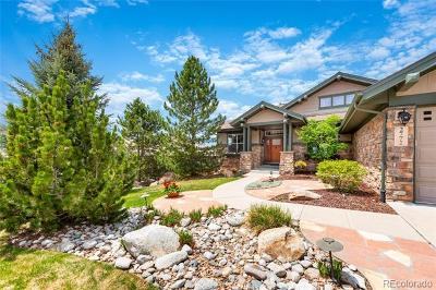 Castle Rock Single Family Home Active: 2772 Hawk Point Court