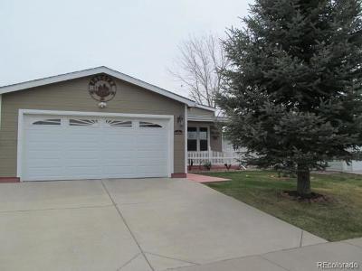 Frederick Single Family Home Active: 6300 Audubon Street #143
