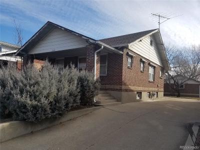 Single Family Home Under Contract: 1364 South Washington Street
