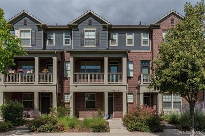 Denver Condo/Townhouse Active: 755 Roslyn Street #16