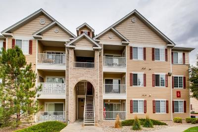 Denver Condo/Townhouse Under Contract: 4451 South Ammons Street #5-202