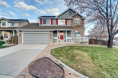 Littleton CO Single Family Home Active: $544,900