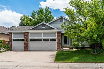 Highlands Ranch Single Family Home Active: 837 Sage Sparrow Circle