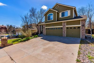 Arvada Single Family Home Active: 7507 Simms Court