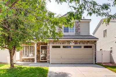 Denver Single Family Home Active: 4413 Andes Street