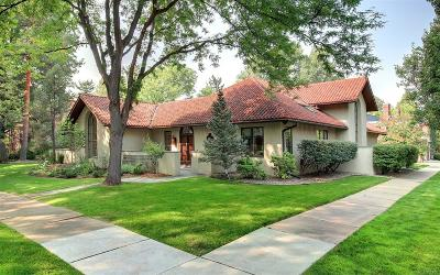 Denver Single Family Home Under Contract: 895 Gaylord Street