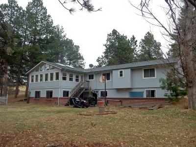 Franktown Single Family Home Sold: 2083 Ponderosa Road