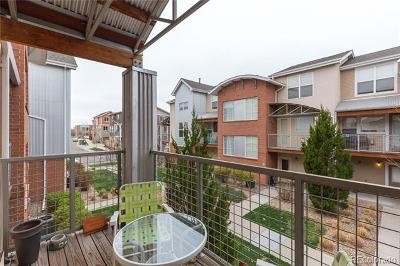 Lowry, Lowry Field, Lowry Filing 8, Lowry Park Heights Condo/Townhouse Active: 7700 East Academy Boulevard #504