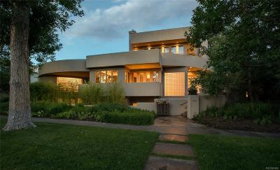 Cherry Creek Single Family Home Active: 460 Saint Paul Street