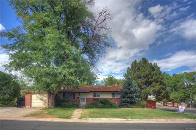 Northglenn Single Family Home Active: 1123 West 103rd Place
