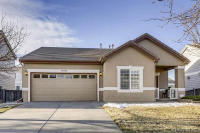 Aurora CO Single Family Home Under Contract: $350,000