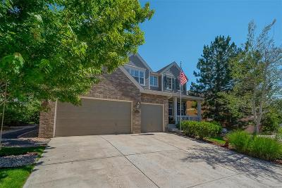 Castle Pines Single Family Home Under Contract: 621 Stonemont Court