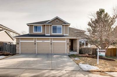 Lone Tree CO Single Family Home Active: $615,000