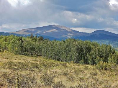Fairplay CO Residential Lots & Land Active: $149,000