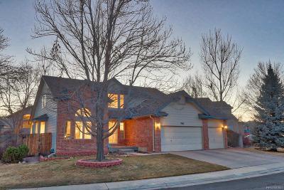 Centennial Single Family Home Active: 7635 South Hudson Way