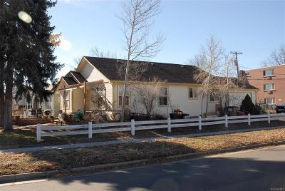 Englewood Single Family Home Active: 4101 South Acoma Street