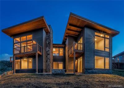 Summit County Single Family Home Active: 45 East Baron Way