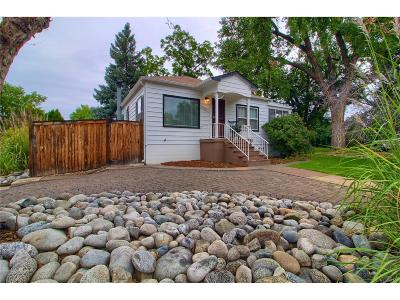 Single Family Home Sold: 4401 East Iliff Avenue
