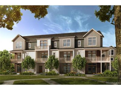 Englewood Condo/Townhouse Active: 566 West Amherst Avenue #Rosebud