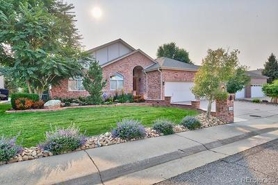 Arvada Single Family Home Under Contract: 5264 Taft Court