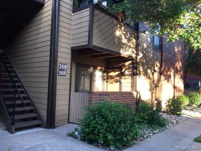 Aurora Condo/Townhouse Active: 11905 East Harvard Avenue #108
