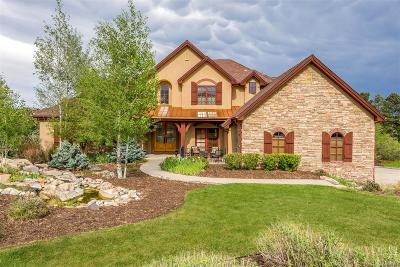 Parker Single Family Home Under Contract: 5170 Morningside Way