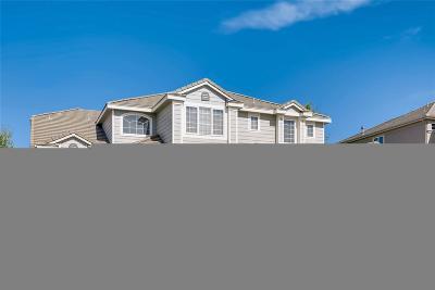 Aurora Single Family Home Under Contract: 19617 East Fair Drive