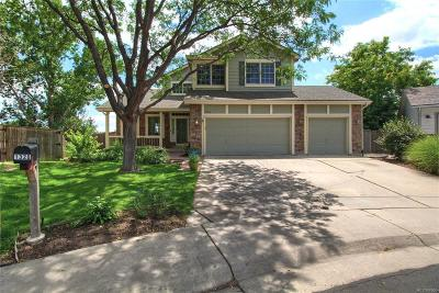 Broomfield Single Family Home Under Contract: 1320 Snowberry Lane