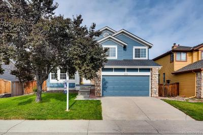 Highlands Ranch Single Family Home Active: 8674 Aberdeen Circle