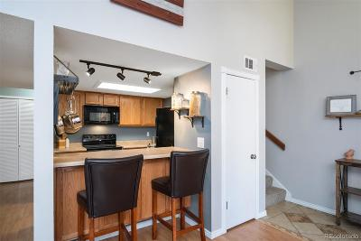 Denver Condo/Townhouse Active: 540 South Forest Street #8-206