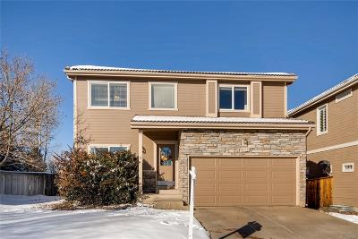 Highlands Ranch Single Family Home Active: 4335 Lyndenwood Point