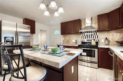 Denver Single Family Home Active: 3545 West Ohio Avenue