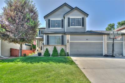 Highlands Ranch Single Family Home Active: 166 Estack Place