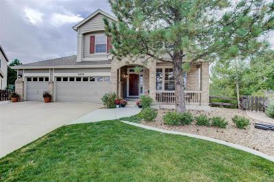 Castle Pines Single Family Home Under Contract: 6996 Chatford Court