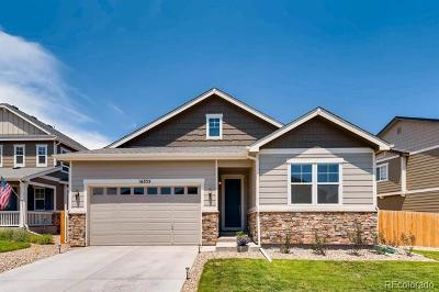 Commerce City Single Family Home Active: 16335 East 101st Avenue