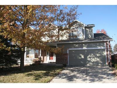 Westminster Single Family Home Active: 5625 West 109th Circle