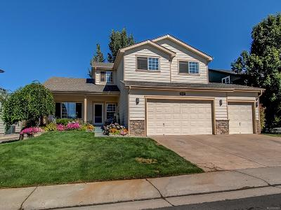 Highlands Ranch CO Single Family Home Active: $534,900