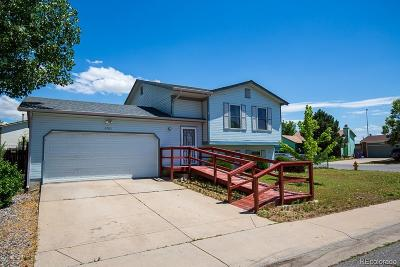 Denver Single Family Home Active: 4306 Dearborn Street