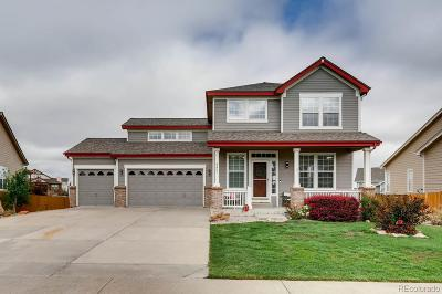 Castle Rock Single Family Home Active: 4261 Opal Court
