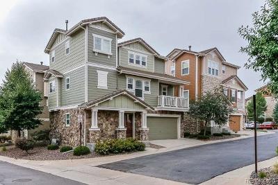 Meridian Single Family Home Under Contract: 11834 Thomaston Circle