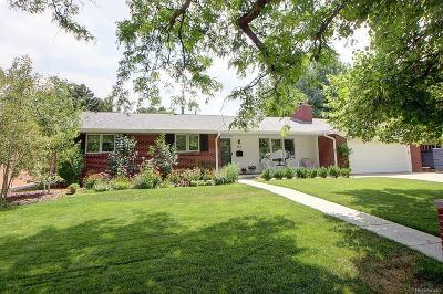 Denver CO Single Family Home Active: $639,000