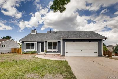 Briargate Single Family Home Under Contract: 3080 Mirage Drive