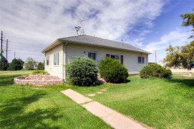 Hudson Single Family Home Under Contract: 7488 County Road 49