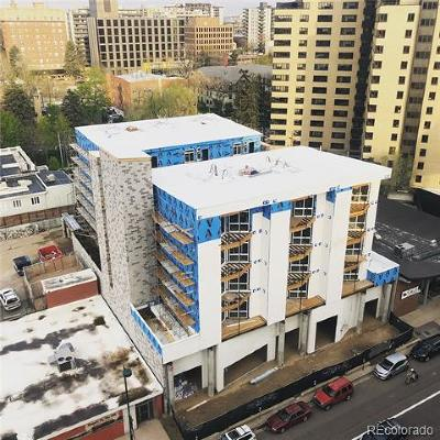 Golden Triangle Condo/Townhouse Active: 958 North Lincoln Street #203