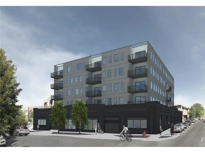 Denver Condo/Townhouse Under Contract: 1300 North Ogden Street #203